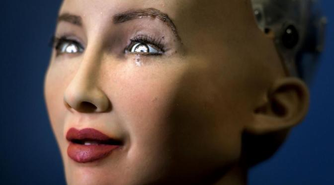 """""""The Future Of Human Evolution With Robots"""""""