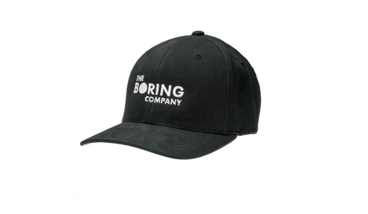 The Boring Co. tops 30,000 hats sold